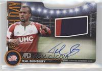 Teal Bunbury /25