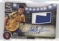 Dillon Powers #/45