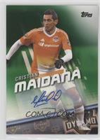 Cristian Maidana /50