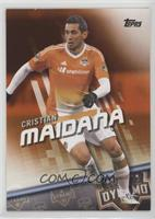 Cristian Maidana #1/25