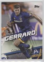 Steven Gerrard (Blue Uniform)