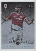 George Friend #/99