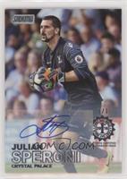 Julian Speroni #1/1