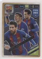 Lionel Messi, Luis Suarez, Neymar Jr. [EXtoNM]