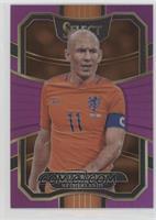Terrace - Arjen Robben #/125