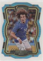 Mezzanine Die-Cut - David Luiz #/249