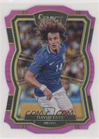 Mezzanine Die-Cut - David Luiz #/60