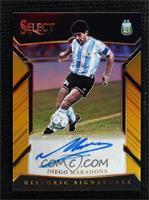 Diego Maradona #/10