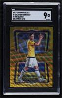 James Rodriguez [SGC 9 MINT] #/10