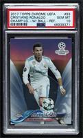 Base - Cristiano Ronaldo (Ball Visible) [PSA10GEMMT]