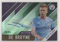 Kevin de Bruyne /50