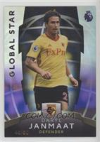 Global Star - Daryl Janmaat #/50