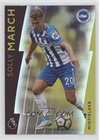 Solly March [EX to NM]