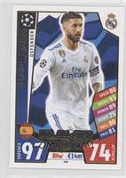 UCL All-Star XI - Sergio Ramos
