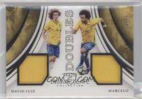 David Luiz, Marcelo #/75