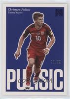 Short Prints - Christian Pulisic #/99