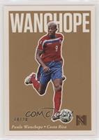 Paulo Wanchope #/20
