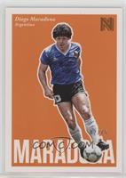 Short Prints - Diego Maradona /75