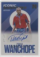 Paulo Wanchope #/200