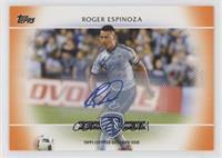 Roger Espinoza /35