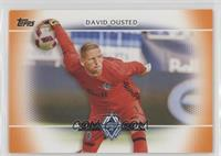David Ousted #/25