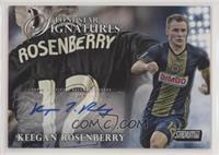 Keegan Rosenberry #/30
