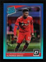 Rated Rookies - Alphonso Davies [Near Mint‑Mint] #/149