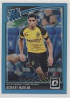 Rated Rookies - Achraf Hakimi #/149