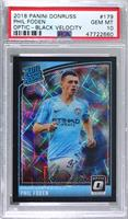 Rated Rookies - Phil Foden [PSA 10 GEM MT] #/25