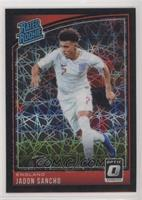 Rated Rookies - Jadon Sancho /25