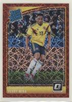 Rated Rookies - Yerry Mina #/50