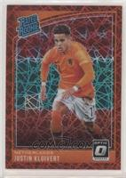 Rated Rookies - Justin Kluivert #/50