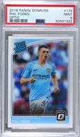 Rated Rookies - Phil Foden [PSA9MINT]