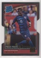 Rated Rookies - Timothy Weah #/100