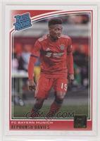 Rated Rookies - Alphonso Davies