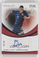 Bobby Wood [EX to NM] #/99