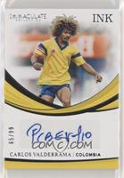 Carlos Valderrama /99