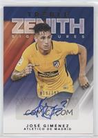 Jose Gimenez #/199