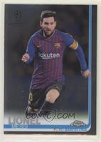 Base - Lionel Messi [EX to NM]