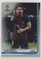 Photo Variation - Lionel Messi (Gesturing)