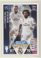 Defensive Duo - Dani Carvajal, Marcelo