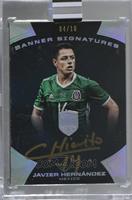 Javier Hernandez /10 [Uncirculated]