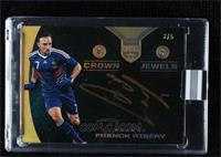 Franck Ribery [Uncirculated] #/5