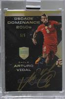 Arturo Vidal /5 [Uncirculated]