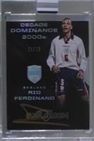 Rio Ferdinand /10 [Uncirculated]