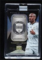 Thierry Henry [Uncirculated] #/10