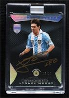 Lionel Messi [Uncirculated] #/10