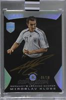 Miroslav Klose [Uncirculated] #/10