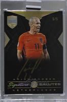 Arjen Robben [Uncirculated] #/5