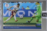 Javier Hernandez [Uncirculated] #/10